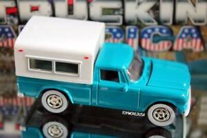 1997 Johnny Lightning Truckin' America '60s Studebaker Champ #10