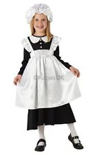 Rubie's Victorian Complete Outfit Girls' Fancy Dress