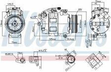 Nissens 890068 Kompressor Klimaanlage