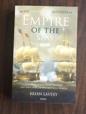 Osprey - Empire of the Sea by Brian Lavery - Paperback