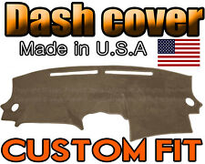 Fits 2007-2012 NISSAN ALTIMA DASH COVER MAT DASHBOARD PAD /  TAUPE