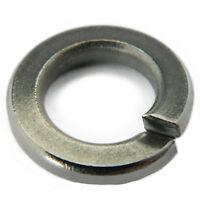 Stainless Steel Split Lock Washers Spring Medium #8 Qty 250