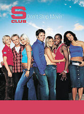 S Club 7 - Don't Stop Movin' [DVD Single]