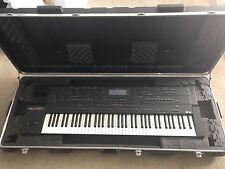 Roland G-800 Professional Arranger Workstation Keyboard+ SKB Case / Wheels