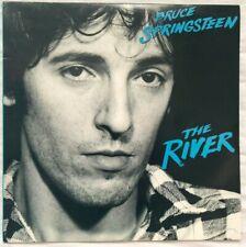 Bruce Springsteen - The River - CBS 88510 - UK 1980 2 X Vinyl LP Album RED LABEL