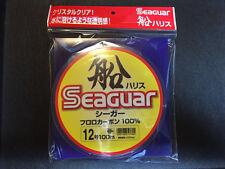 Seaguar Fluorocarbon Fishing Leader Line 100% Fluro Carbon Made In Japan 36LB