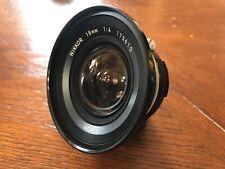 Nikon Nikkor 18mm F/4 Ai
