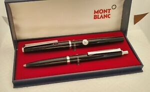 Authentic and rare Montblanc Pen set, produce 70s, NOS