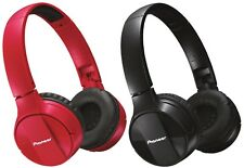 Pioneer Se-mj553bt-k Cuffia professionale On-ear Bluetooth x Smartphone Nero