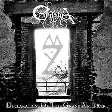 Declarations of the Grand Artificer by Chasma (CD, Nov-2011, Moribund Records)