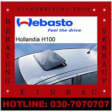 Webasto Hollandia Dach H100