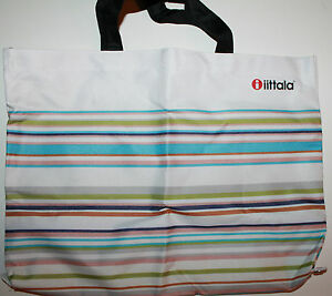 """IITTALA Canvas 2 Way 15"""" Tote Bag New Limited Edition from Japan"""