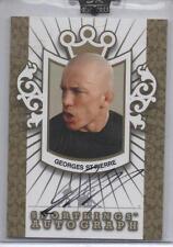 2010 SK UFC CHAMP GEORGES ST PIERRE AUTO GOLD-ONLY 10 EXIST!! W/UFC BONUS!!