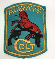 Always Colt Patch