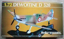 Heller Humbrol 1.72 Dewoitine D 520 Model sealed.
