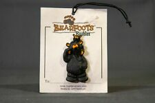 Jeff Fleming Bearfoots Baubles Vintage Souvenir Bear Lapel Pin