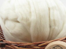 Cheviot Wool Top Roving - Spinning Fiber / 1oz