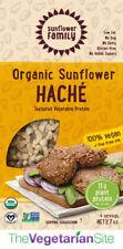 New listing Organic Sunflower Haché Tvp Textured Sunflower Protein - meat substitute - vegan