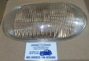Headlamp Glass HELLA 4446 R7  For NSU Prinz ,MERCEDES Unimog ,Ford Taunus P3 NOS