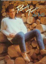 Randy Travis Songbook sheet music Old 8 x 10
