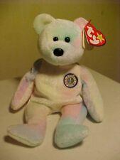 Retired Beanie Babies B.B. Bear  DOB ?/?/? 1999