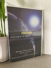 Discover Magazine Ultimate DVD Library Mega Disasters: Mega Tsunami and (more)