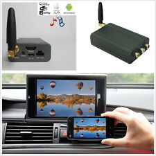 WiFi Miracast Mirror Link iOS &Android DLNA Airplay Screen Mirroring Car Stereos