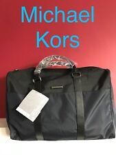 🆕MICHAEL KORS Mens DUFFLE Bag, HOLDALL, TRAVEL, WEEKEND BAG BRAND NEW