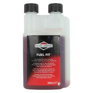 Briggs & Stratton Fuel Fit Additive Stabiliser 250ml 992381 Fresh For 3 Years