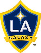 Los Angeles LA Galaxy Soccer Futbol Mens Embroidered Polo XS-6XL, LT-4XLT New