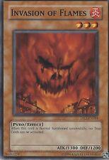 YU-GI-OH CARD: INVASION OF FLAMES - DR3-EN064