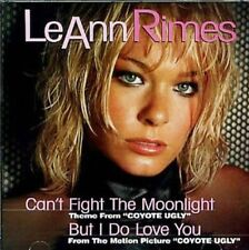 Leann Rimes Can't Fight the Moonlight and But I Do Love You CD Single 2000 NEW