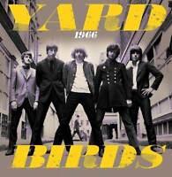 """The Yardbirds - 1966 - Live & Rare (NEW 12"""" ORANGE VINYL LP)"""