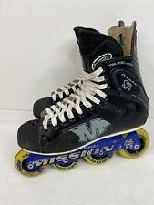 Mission Proto Si Inline Hockey Roller Skates Size 8D (8 US Men Shoe/ 9.5 Women