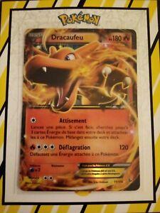 Dracaufeu EX - XY2:Etincelles - 11/106 - Carte Pokemon Neuve Française