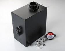 BK Universal  2.5L Aluminum Radiator Coolant Overflow Tank Water Bottle