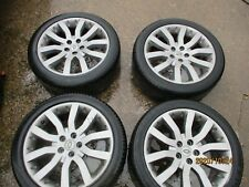 """20"""" Range Rover Sport Discovery Alloy wheels & Tyres 275-40-20"""