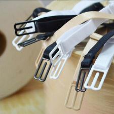 Back Clip Bra Strap Holder Adjustable White Beige Black Converter Non-slip Soft