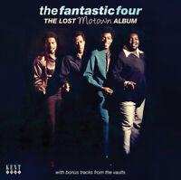 THE FANTASTIC FOUR The Lost Motown Album (2015) 25-track CD album NEW/SEALED
