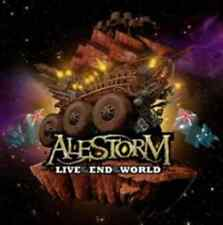 Alestorm-Live at the End of the World  (US IMPORT)  CD with DVD NEW