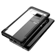 Air Series Shock proofHybrid TPU Black Bumper Case ForSamsung Galaxy Note 8 Case