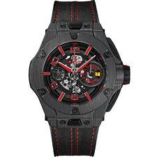 Hublot Big Bang Ferrari 45mm Unico Carbon Men's Wristwatch