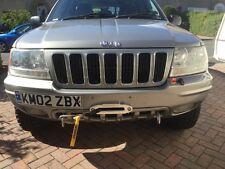Jeep Grand Cherokee WJ 1999-2005 Hidden WINCH Bumper Mount Off Road Recovery
