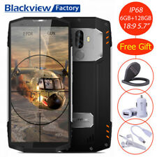 "6GB+128GB Waterproof BLACKVIEW BV9000 PRO 5.7"" Android 7.1 Smartphone Helio P25"