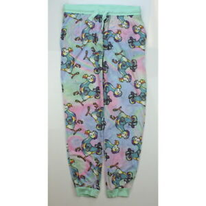 Top Drawer Dodo Birds Print All Over Sleep Lounge Jogger Pants Size X-Large