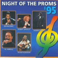 Night of the Proms '95 Bryan Ferry, Andrea Bocelli, Al Jarreau, Roger Hod.. [CD]