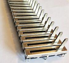 Roland Juno-106 Top Panel Slider Fader Slide Pot Set 16Pcs OEM Specs New
