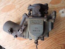 VINTAGE 1920's 1930's SCHEBLER HD1 HDX26 CARBURETOR FOR PARTS OR REBUILD