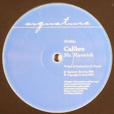 "CALIBRE - Mr Maverick - Vinyl 12"" Signature"