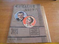 1931 MGM Film Stars Spanish book Greta Garbo Joan Crawford Marion Davies